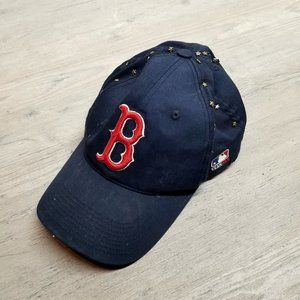 Vintage Boston Red Sox Baseball Hat. Perfect! GOLD